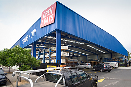 Bowens Timber, North Melbourne