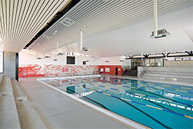 Caulfield Grammar Wheelers Hill Campus Pool Enclosure Long Contractinglong Contracting