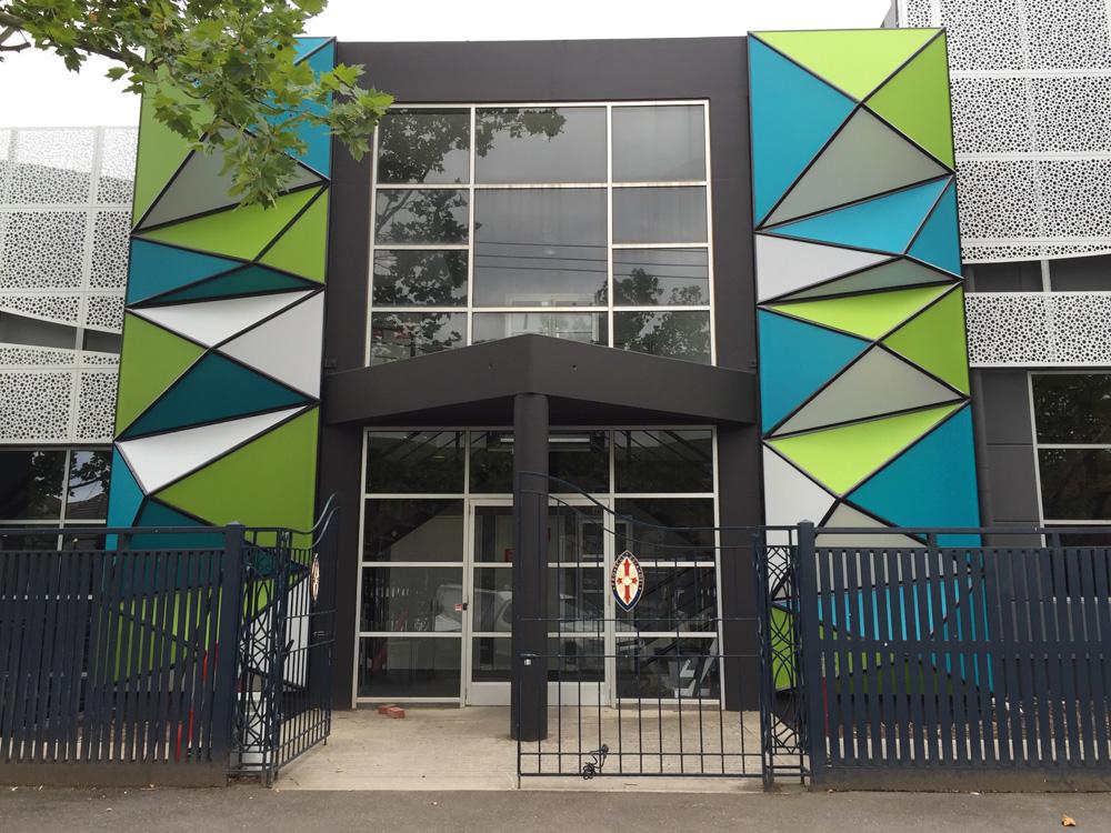 St Michael 39 S Grammar Aquatic Centre Long Contractinglong Contracting